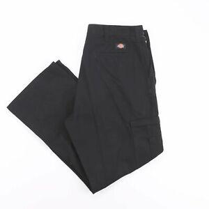 Dickies Cargo Combate Bolsillo de trabajo diario Workwear Almohadilla para la Rodilla Pantalones Pantalones ED247
