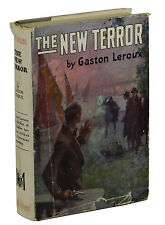 The New Terror by GASTON LEROUX ~ First US Edition 1926 1st Phantom of the Opera