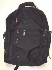 Wenger Swiss Gear Backpack - 7 Compartments - Black - NW/OT