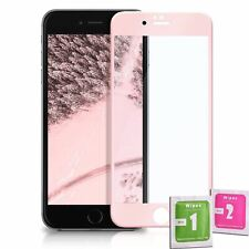 Tempered Glass LCD Screen Full Cover 4D For IPHONE 6 / 6S ROSE GOLD