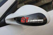 For PORSCHE Carbon Fiber Carrera Boxster Cayman 997 911 987 Mirror Covers