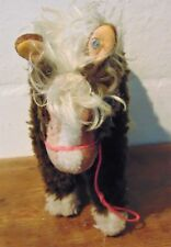 vintage  Steiff Ferdi   horse , with button