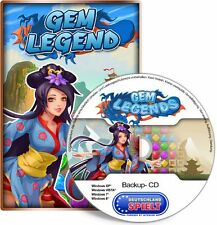 Gem Legend - Die Legende der Edelsteine - PC - Windows XP / VISTA / 7 / 8 / 10