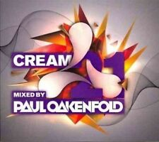Various - Cream 21 Mixed by Paul Oakenfold New9137cd CD