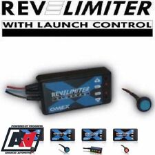 Omex Clubman Rev Limiter With Launch Control Button Single Coil Ignition System