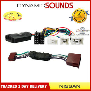 CTSNS020.2 Steering Wheel Control Stalk Adaptor for Nissan 350Z 2003-2010