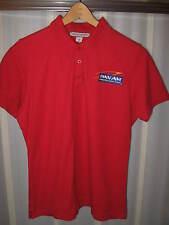 Pan Am American International Flight Academy Attendant Stewardess Polo Shirt Med
