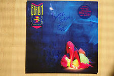 """Berlin Band Autogramme signed LP-Cover """"Count Three & Pray"""" Vinyl"""