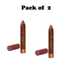 Pack of 2 CoverGirl Queen Jumbo Gloss Balm, Q805 Smooth Rose