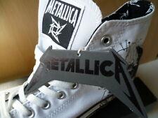 Metallica, Converse Chucks, passend zu Tickets für Wacken oder Rock am Ring,