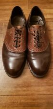 New FootJoy  Classics 10  /Brown Golf Shoe