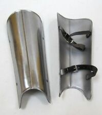 ARMOR GREAVES SET -  LEG ARMOR - KNIGHT GREAVES - MEDIEVAL COSTUME