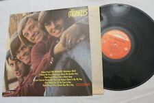 LP, The Monkees, Self-Titled Debut Album, Colgems COM-101, Mono, VG+