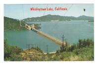 Whiskeytown Lake California Vintage Postcard AF75