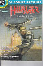 DC COMICS PRESENTA N° 3 ( HELLBLAZER) ed. Comic Art