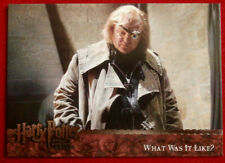HARRY POTTER AND THE GOBLET OF FIRE - Card #179 - WHAT WAS IT LIKE? - ARTBOX