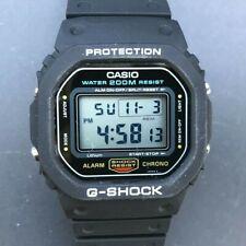 1987 VintageCASIO G-SHOCK DW-5600C-1 (691) Japan A - NOS & New Battery
