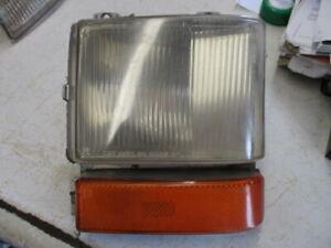 1984 DeVille RH Passenger Corner Lamp 80-89 Brougham