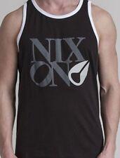Nixon Philly Too Tank (S) Black/Gray S1533007-02