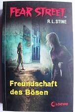Fear Street. Freundschaft des Bösen von Edited By R. L. Stine (2007, Taschenbuch