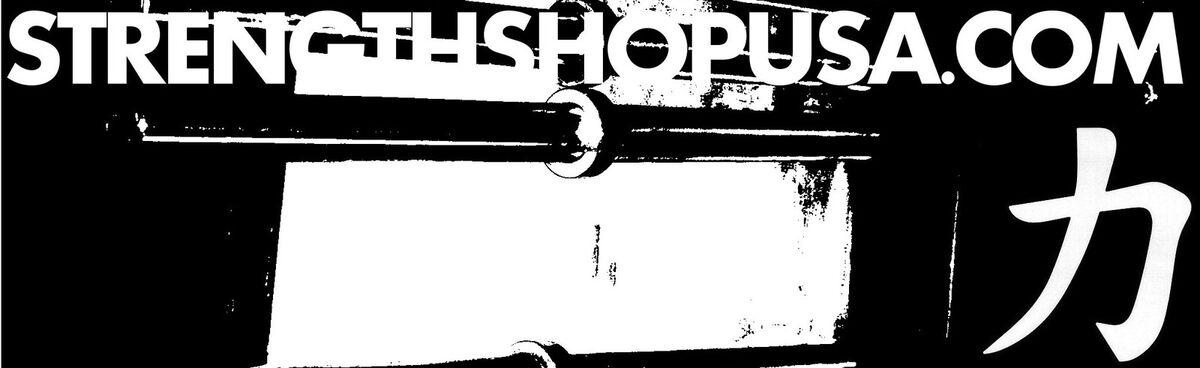 Strength Shop USA