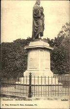 LEIDEN tolle alte AK Holland Herman Boerhave um 1900 Niederlande Postkarte