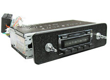 Jaguar XKE E-Type Series 1 2 AM FM iPod/MP3/USB Original Look/Style Stereo Radio
