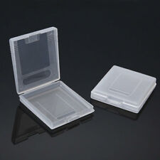 5x Clear Game Cartridge Case Cover Box For Gameboy Advance GBA SP GBM Cheap