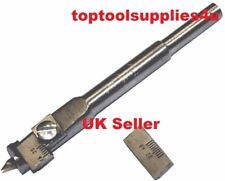 Adjustable Flat Drill Bit for Wood: BBW 15 - 40 mm, Made in Germany 8311540030
