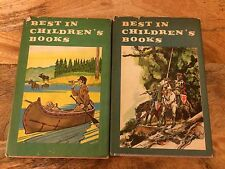 Best In Children's Books 1959 and 1960