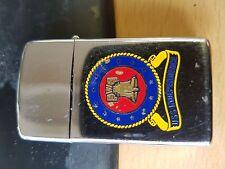 ZIPPO USS INDIPENDENCE CVA 62 - USED SLIM 1968