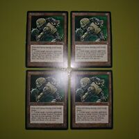 Soldevi Golem x4 Ice Age 4x Playset Magic the Gathering MTG
