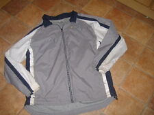 REEBOK MENS SPORT JACKET,SIZE XL,G/C,SPORT,RUNNING/GYM