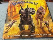 DINOSAURS ( Paperback) Robert T. Bakker