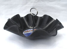 1 Tier Snack Bowl - Recycled Record Dessert Tray / Candy Dish / Popcorn Bowl