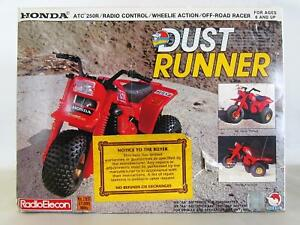 RadioElecon Shinsei Dust Runner Radio Control Honda ATC 250R in Original Box