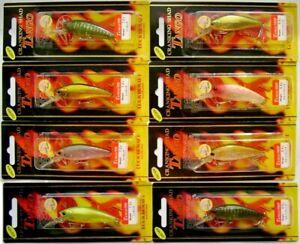 Lucky Craft Tango 55S, Sp Japan Wobbler, Fishing, Bait, Crank, Pike, Predators