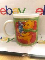 Vintage Disney Winnie the Pooh Tigger and Piglet Coffee Mug AA Miline EH Shepard