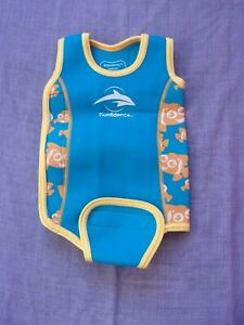 KONFIDENCE Babywarma Wetsuit for Age 6-12 Months, Weight 7-12 Kilos