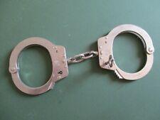 Ex police Hiatts Handcuffs  working with key