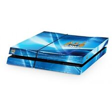 Official Manchester City FC PlayStation 4 Console Football Skin Ps4 UK