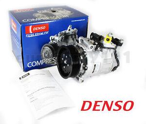 New! Volkswagen Denso A/C Compressor and Clutch 471-1516 7P0820803E