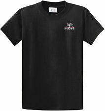 Men's Mustang Ranch T-Shirt 50% Cotton 50% Polyester