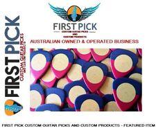 Custom Guitar Picks - 15 Picks Aboriginal Flag