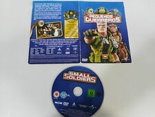 PEQUEÑOS GUERREROS DVD SLIM + EXTRAS SOBRE CARTON ESPAÑOL ENGLSH FRANCAIS ALEMAN