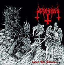 Blaspherian - Upon The Throne... Of Eternal Blasphemous Death + Poster
