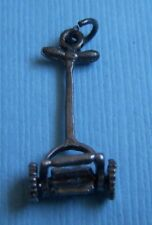 Vintage 40's movable lawn mower sterling charm