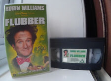 Flubber - Robin Williams Disney VHS Video