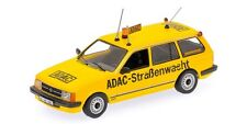 Opel Kadett D Caravan 1979 ADAC 1:43 Model 400044190 MINICHAMPS
