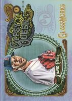 2017 Topps Gypsy Queen GlassWorks Box Topper Purple David Price 119/150 Red Sox